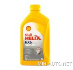 Картинка - Моторное масло 10W-40 Shell Helix HX6 1л