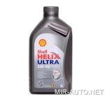 Картинка - Моторное масло 5W-40 Shell Helix Ultra 1л