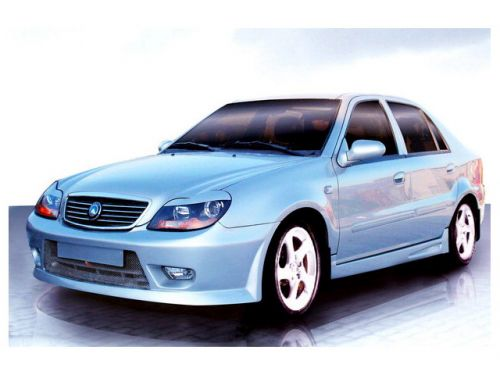 tuning geely CK